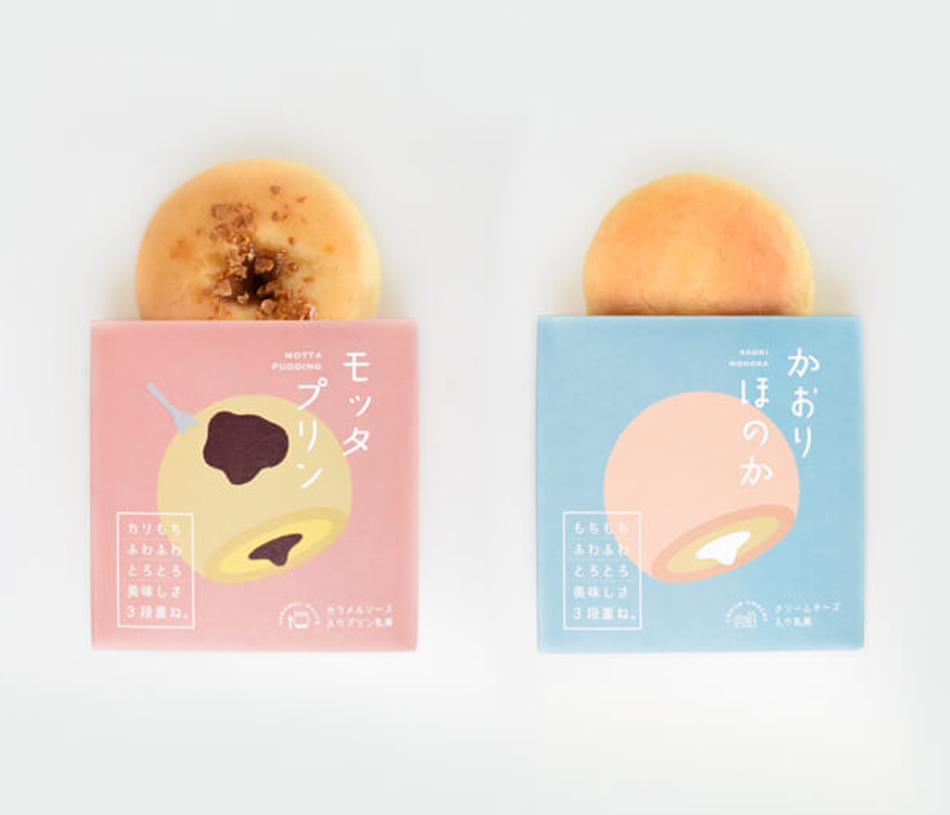 かおりほのかのブランディングデザイン_パッケージデザイン